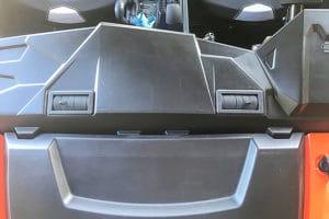Polaris General 1000 Cab Heater