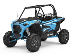Polaris RZR 1000 Cab Heater
