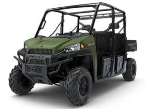 Polaris Ranger Diesel Cab Heater