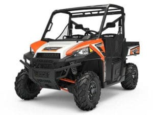 Ranger 900 (All Sub-Models)