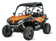 UTV Cab Heaters for CF Moto ATV's