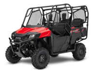 UTV Cab Heaters for Honda ATV's